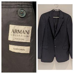 Armani Collezioni Sartorial Suit Jacket - 40R